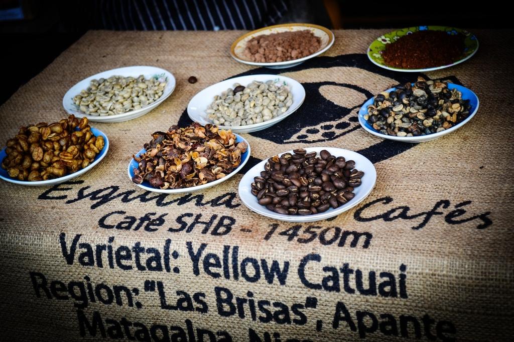 Ψημένοι καφέδες ποικιλία - Coffeetec